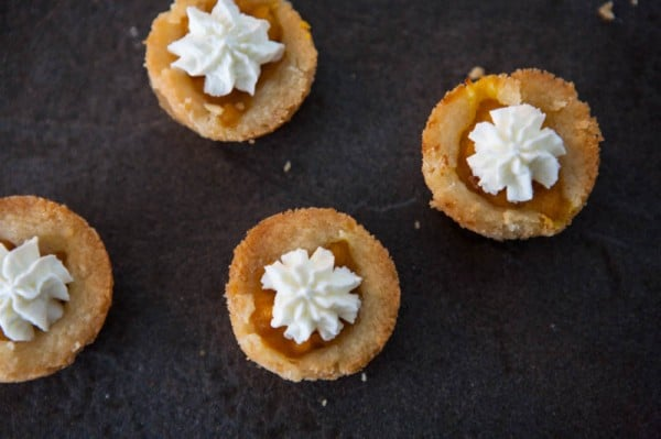 Pumpkin Pie Cookies @EclecticEveryday