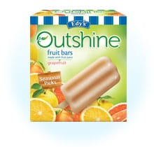 Outshine Fruit Bars @EclecticEveryday
