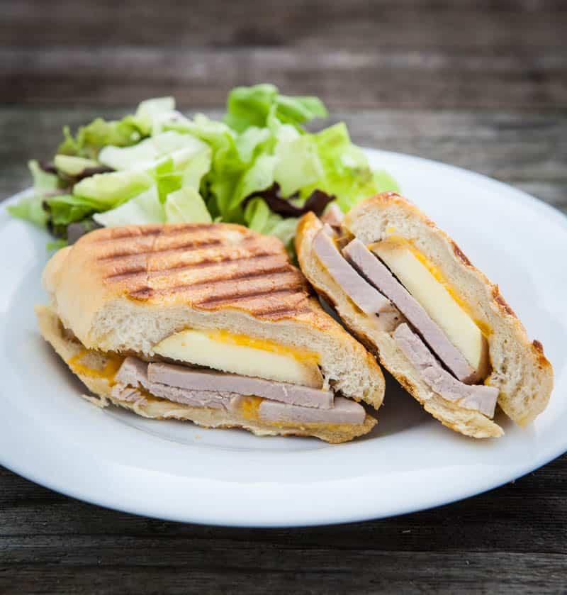 Pork Tenderloin Recipes: Eclectic Recipes Apple Cheddar And Pork Tenderloin Panini
