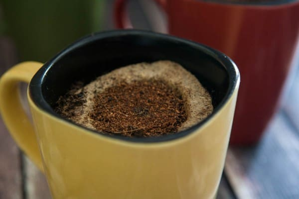 Coffee Mug Herb Garden and a Giveaway @EclecticEveryday