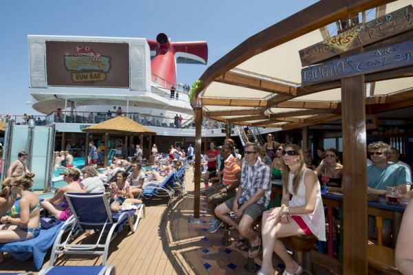 Dining and Entertainment on the Carnival Sunshine @EclecticEveryday