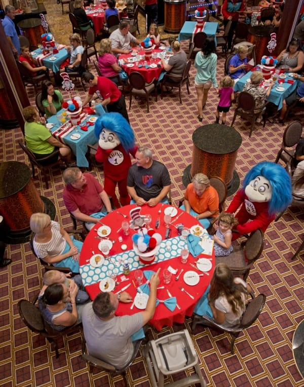 Carnivals New Camp Ocean and Seuss at Sea @EclecticEveryday
