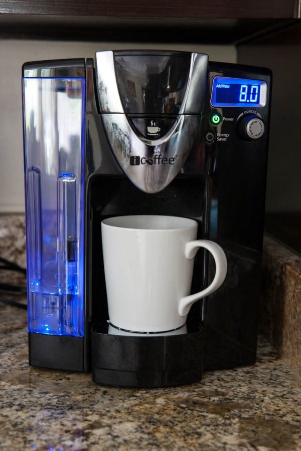 iCoffee Review and Giveaway @EclecticEveryday