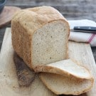 Easy Basic White Bread (Bread Machine) 3