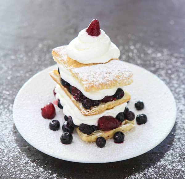 Eclectic Everyday » Mixed Berry Napoleons