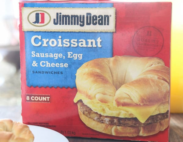 Back to School with Jimmy Dean @EclecticEveryday
