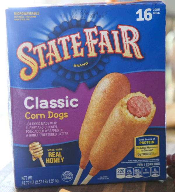 After School Snack Time with State Fair Corndogs @EclecticEveryday