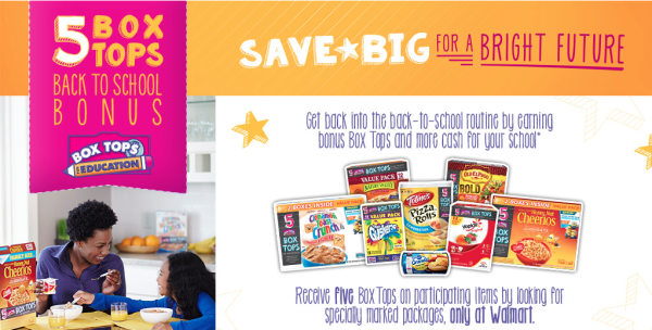 Help Your Childs School Raise Money with Box Tops for Education @EclecticEveryday
