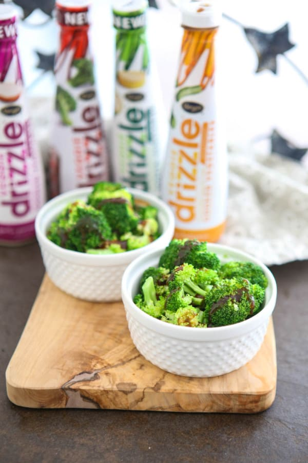New Marzetti® Veggie Drizzle™ Makes Veggies So Flavorful @EclecticEveryday