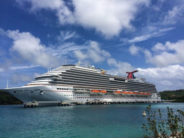 Cruising on the Carnival Magic @EclecticEveryday
