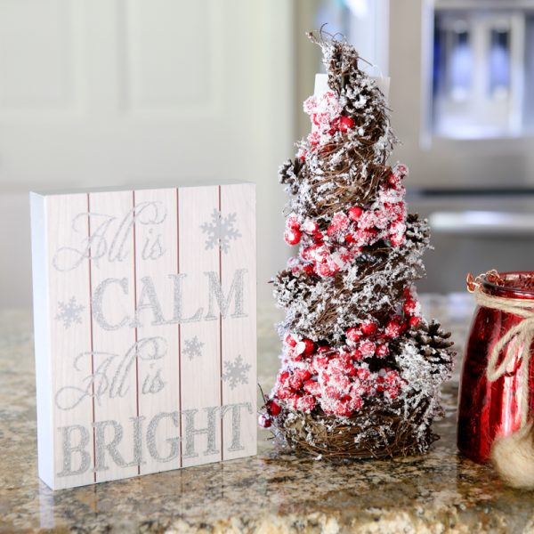 How to Add Some Holiday Cheer to Your Kitchen This Year @EclecticEveryday