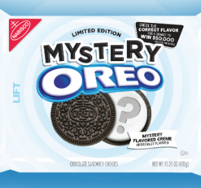 Try the New Mystery OREO at Walmart for a Chance to Win $20 Gift Card! @EclecticEveryday