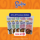 Save 25% off Frontera Skillets at Target @EclecticEveryday