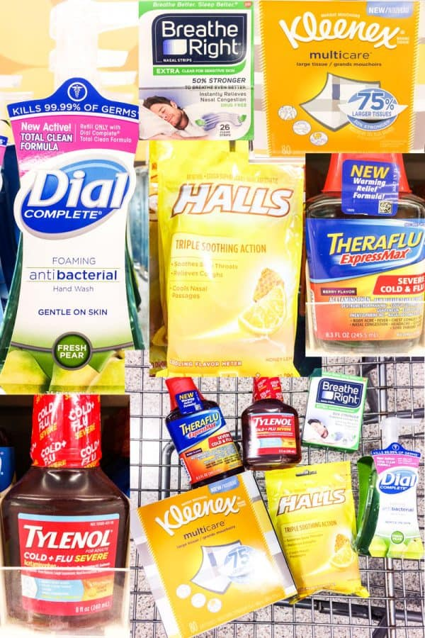 How to Clean Out and Restock Your Medicine Cabinet for Fall @EclecticEveryday