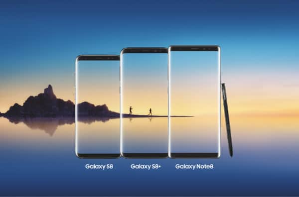 'Tis the Season for a new Samsung Phone! Stay connected with friends and loved ones and capture those great holiday memories with a new Samsung device. For a limited time only, receive a $300 Target GiftCard™ with Purchase and Activation of the Samsung Galaxy Note8, Galaxy S8 or Galaxy S8+ at Target! Valid 11/19/17-11/27/17 and 12/3/17-12/9/17 only