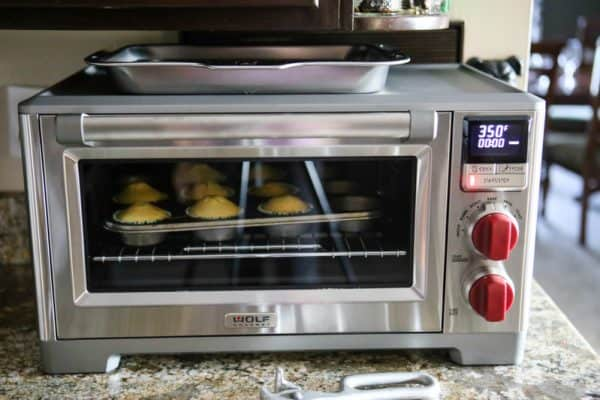 Wolf Gourmet Countertop Oven Review @EclecticEveryday