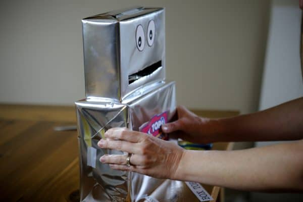Box Tops for Education DIY Box Top Bot @EclecticEveryday