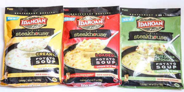 Date Night In with Idahoan Steakhouse Soups @EclecticEveryday