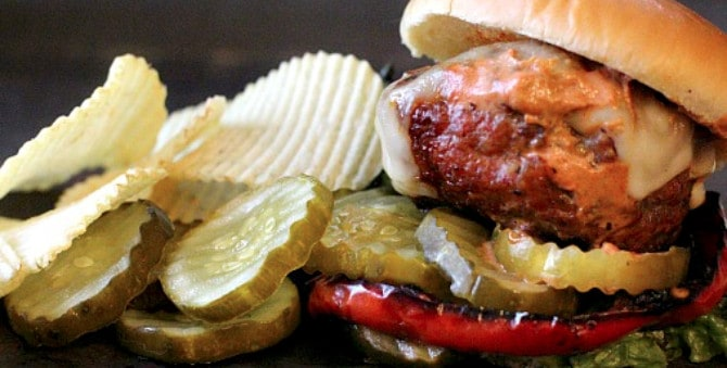 Buffalo Bill Burgers at Stubb's Bar-B-Q Recipe Page