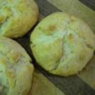 Butter Palm or Appalachian Biscuits @EclecticEveryday