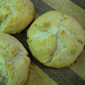 Butter Palm or Appalachian Biscuits