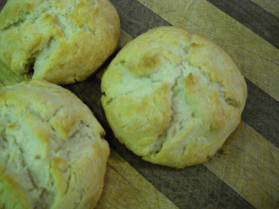 Butter Palm or Appalachian Biscuits Recipe
