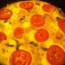 Farmers Frittata @EclecticEveryday