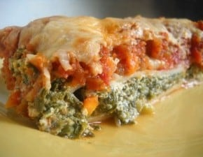 Easy Spinach Manicotti 2