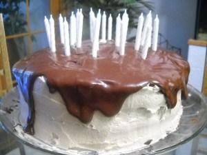 mochacchino cake