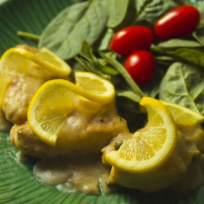 Chicken Piccata photo