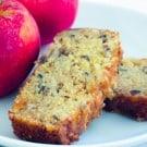 Apple Caraway Bread @EclecticEveryday