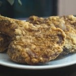 Southern Fried Pork Chops @EclecticEveryday