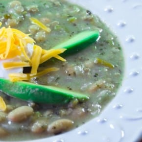 White Chili @EclecticEveryday