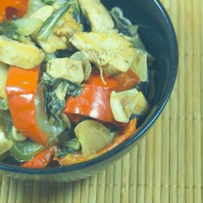 Five Spice Chicken Stir Fry