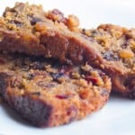Drunken Fruit Cake