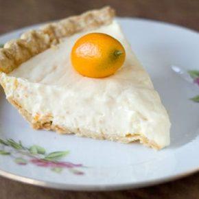 Kumquat Refrigerator Pie 1