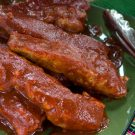 Country Style Ribs with Jack Daniels Barbecue Sauce @EclecticEveryday