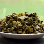 Collard Greens Recipe, Low Fat!