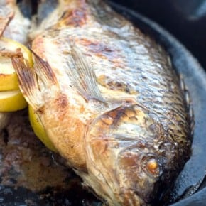 Whole Broiled Tilapia Recipe 2