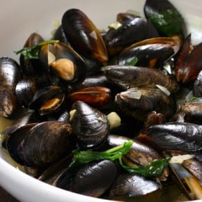 Jagermeister Mussels