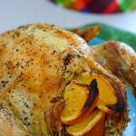 Orange Roasted Chicken