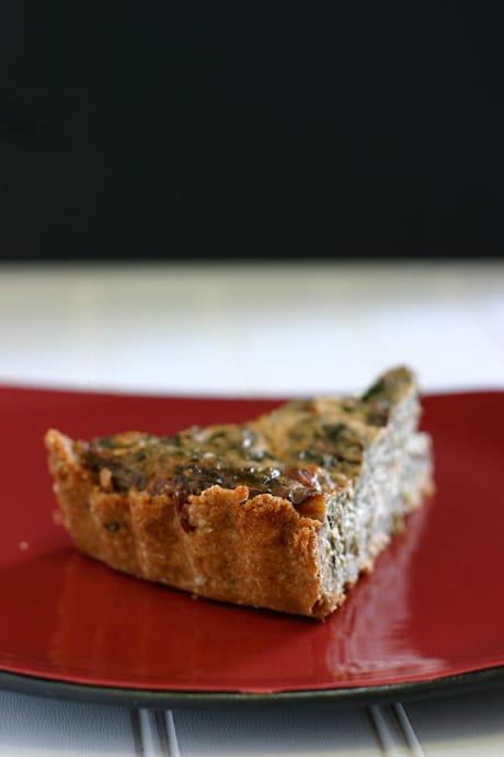A Good Quiche Crust Recipe and A Recipe Disaster: Tofu Quiche  Recipe