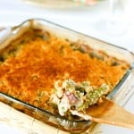 A Fresh Approach to Green Bean Casserole