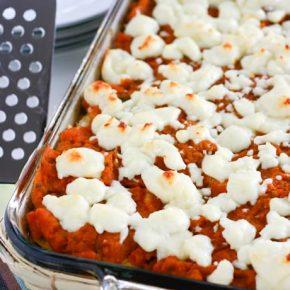 Spicy Pumpkin Enchiladas