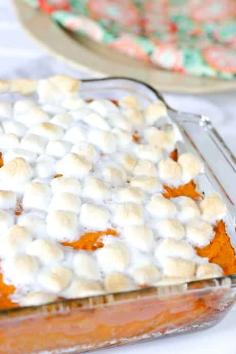 How To Make Sweet Potatoes Marshmallows