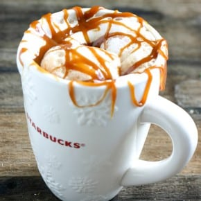 Caramel Macchiato (Starbuck's Copycat)