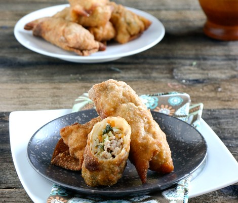 The Ultimate Egg Roll Recipe Recipe