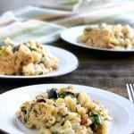 Greek Style Mac and Cheese @EclecticEveryday