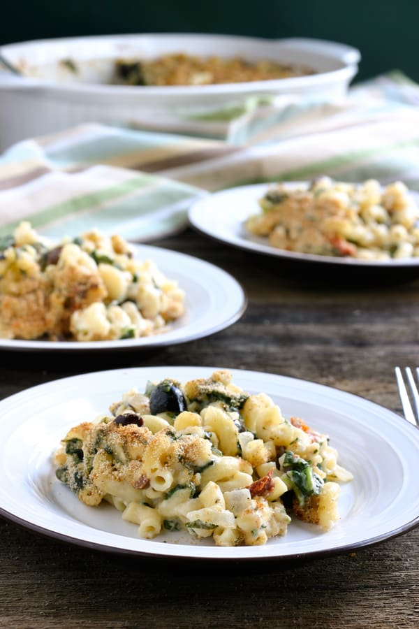Greek Style Mac and Cheese Recipe