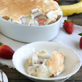 Strawberry Banana Pudding 2